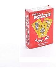ورق لعب ناب عربية مصنوعة في الهند
