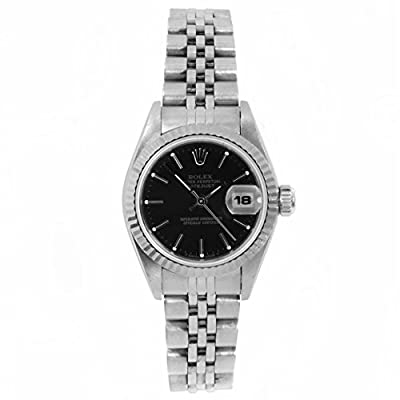 Rolex Datejust swiss-automatic womens Watch 69174 (Certified Pre-owned) from Rolex