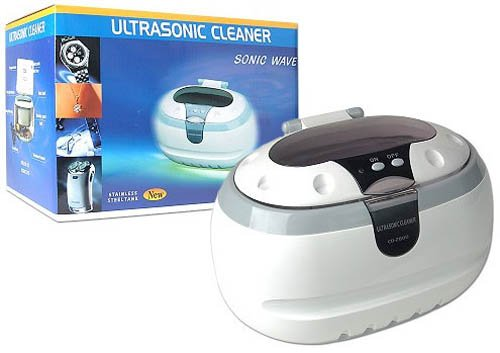 Yesker Professional Ultrasonic Jewelry Cleaner with Digital Timer for Eyeglasses, Rings, Coins