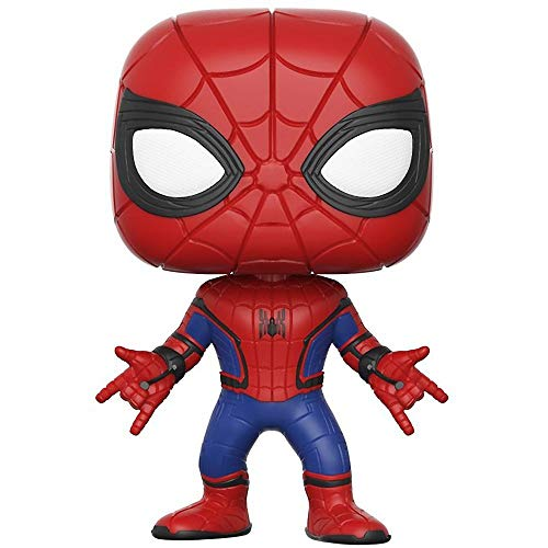 Funko - POP! Bobble Coleccion Spider-man - Figura Spider-Man (13317)