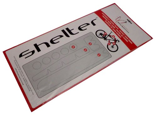 Shelter - Bike Frame Protection Die Cut
