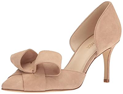 Nine West Women's MCFALLY Suede Pump