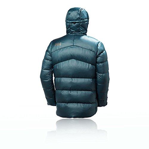 Helly Mezzanotte Icefall Uomini Verde Hansen Vanir Piumino wqX0rwP