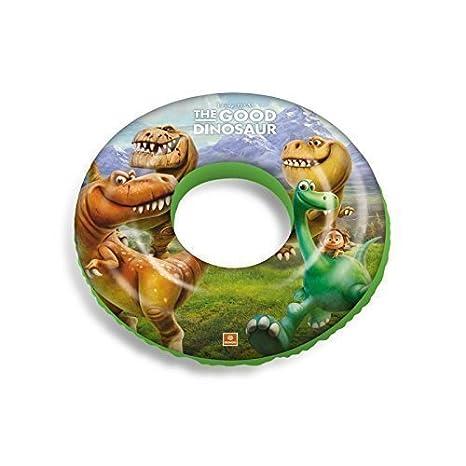 Inflable Flotador / Anillo inflable / flotador Arlo y Bombilla The Good Dino: Amazon.es: Juguetes y juegos