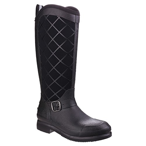 Muck Boots Black Ankle Boots Riding Women's Pacy O0zqUwrO