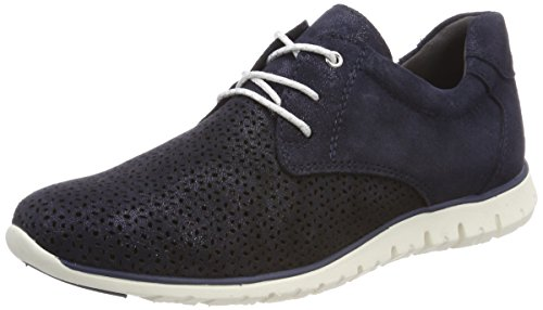 MARCO TOZZI premio WoMen 23728 Low-Top Sneakers Blue (Navy Metallic)