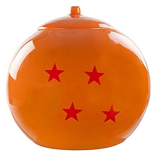 Dragonball Z - Logo Lidded Cookie - Dragon Z Cookie Ball
