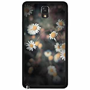 Beautiful Daisies in the Garden TPU RUBBER SILICONE Phone Case Back Cover Samsung Galaxy Note III 3 N9002