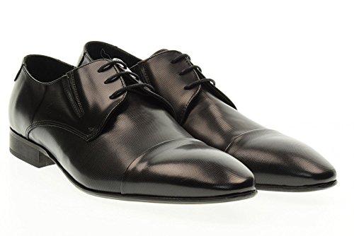 Eveet Chaussures Homme Dentelle 16521 Noir Taille 39 Black