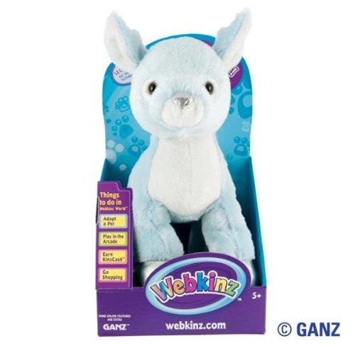 Webkinz Winter Fawn in Box (Webkinz Deer)