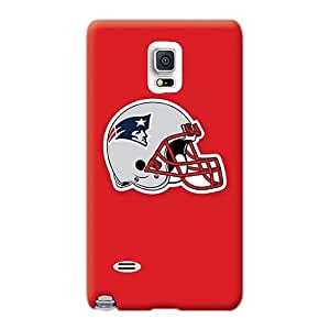 Samsung Galaxy Note 4 HnD5416uEkt Allow Personal Design High Resolution New England Patriots 6 Image Protector Cell-phone Hard Cover -IanJoeyPatricia