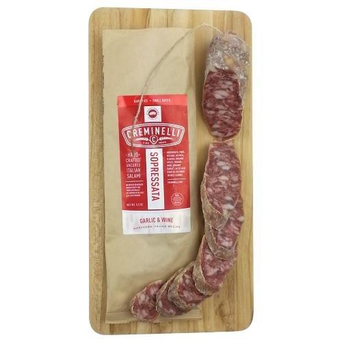 Salami Sopressata, Creminelli (3 pack)