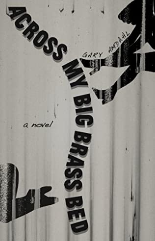 book cover of Across My Big Brass Bed