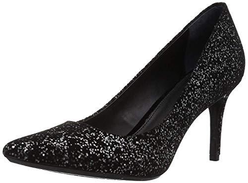 - Calvin Klein Women's Gayle Black Cosmic Glitter 6.5 M US