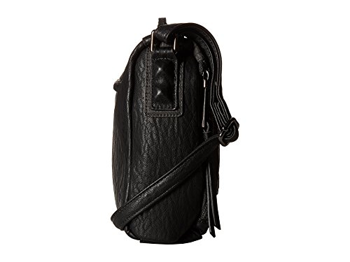 Zip Women's Crossbody Top Black Simpson Jessica Pamela t5wqOIxX