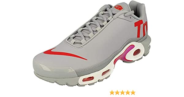 Gruñido marxista Especialmente  Nike Air Max Plus TN SE Mens Running Trainers AQ1088 Sneakers ...