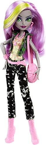 Mattel DTR22 Whelcome to Monster High Moanica D'Kay Doll -