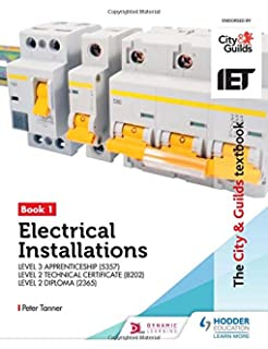level 3 nvq diploma in electrotechnical technology 2357 unit 309 textbook vocational city guilds textbook