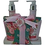 """Salsacollection """"Wild Rose"""" Geschenkset Pflegeset bestückt mit 2 Kosmetikprodukten Duft Wildrose"""