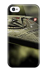 For Apple Iphone 5/5S Case Cover Well-designed Hard : Premium High Quality Star Trek Case