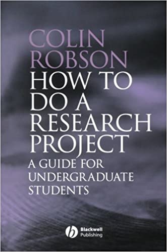 how to do research projects
