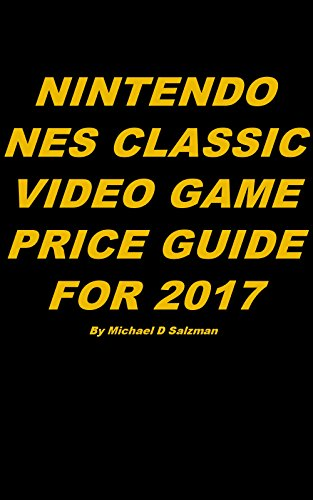 nintendo nes classic video game price guide for 2017 current price rh amazon com nintendo nes game price guide Nintendo NES Games List