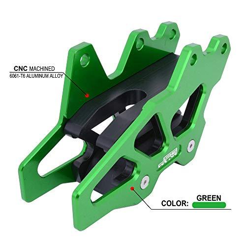 Motorcycle Rear Chain Guide Guard Protector CNC For Kawasaki KX250F KX450F 2009 2010 2011 2012 2013 2014 2015 2016 2017 2018 KX250 KX450 19 KLX450R 18-19