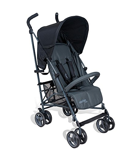 Asalvo 10919, Silla de Paseo Trotter Plus Color Negro: Amazon.es: Bebé