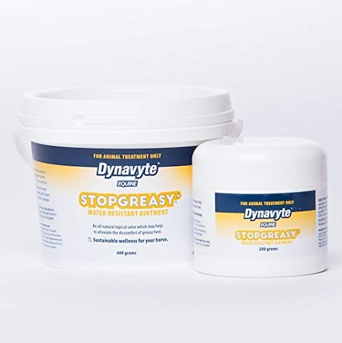 DYNAVYTE Equine Stop Greasy 600G (WDESG600)