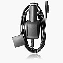 Nogis Car Charger Adapter for Microsoft Surface Pro 3 12 Inch Tablet with A USB port