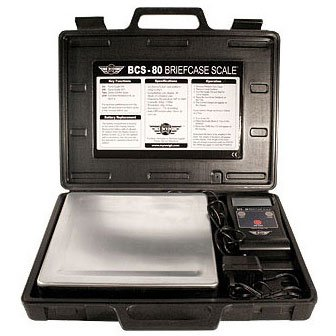 My Weigh BCS-40 Portable Bench Scale With Case by My Weigh by My Weigh