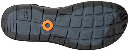 Bogs Herren Rio Stripes Athletic Sandale Navy Multi