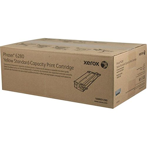(Xerox Phaser 6280 Yellow Print Standard Capacity 2200 Yield)