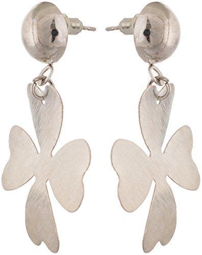 Subharpit Elegant Spark Alloy Indian Dangle Earring for Woman /& Girls