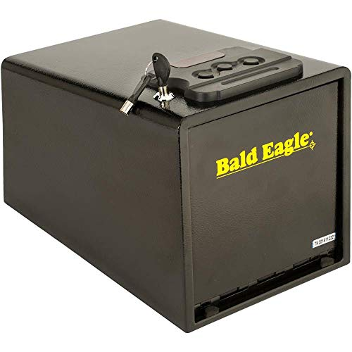 (Bald Eagle BE1215 - Two Pistol Safe - 3 Button)