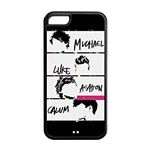 5 Second of Summer 5sos protection Case Cover Skin For iPhone 5c Pattern Case hjbrhga1544