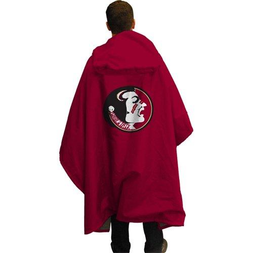 NCAA Florida State Rain Poncho