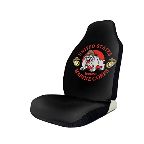 marine corps car seat covers - 7