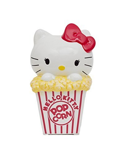 Hello Kitty Popcorn Coin Bank -