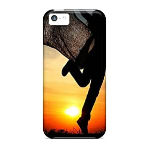 Hot Women Sunset Nature Colors First Grade Phone Cases For Iphone 5c Cases Covers