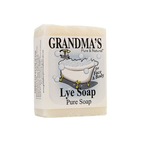 Remwood Products 60018 18pk Grandma`s Pure & Natural Lye ...