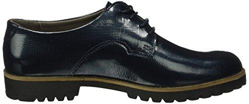 Comfortabel 950667, Zapatos de Cordones Derby para Mujer Azul - azul