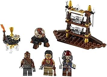 LEGO Piratas del Caribe 4191 - El Camarote del Capitán: Amazon.es: Juguetes y juegos
