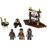 LEGO Pirati dei Caraibi 4191 - Cabina del capitano