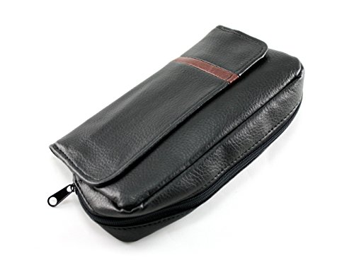 Skyway Winston Leather Pipe Tobacco Pouch Case