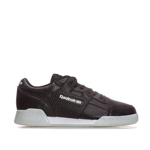 Reebok Workout Plus Id Mens Sneakers Nero