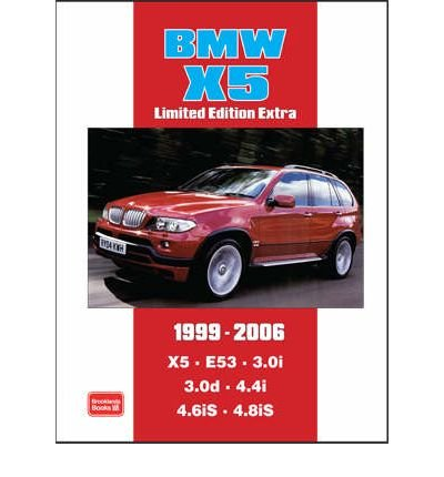 [ { BMW X5: 1999-2006 } ] by Clarke, R. M. (AUTHOR) Nov-01-2008 [ Paperback ]