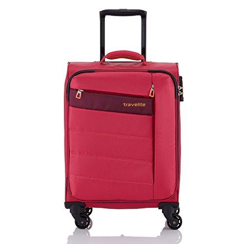 Pink Travelite Travelite Liters Case Roller Pink Roller 36 5B0qwddfH