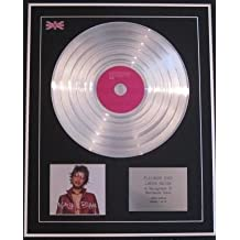 MARY J BLIGE - Limited Edition CD Platinum Disc - NO MORE DRAMA