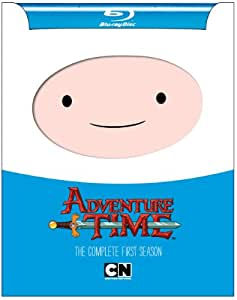 Adventure Time: Season 1 [Blu-ray]